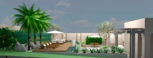 Projeto Paisagismo - Caroline Andrusko | Arquitetos