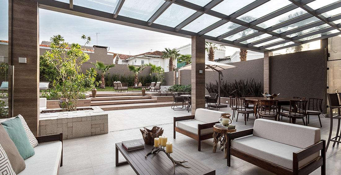 Projetos Realizados - Arquitetônico Residencial - Caroline Andrusko | Arquitetos