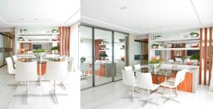 Apartamento Caiobá l - Interiores Residencial