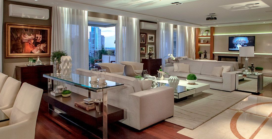 Apartamento Ecoville l - Interiores Residencial
