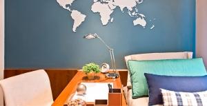Decorado Ecoville ll - Interiores Residencial