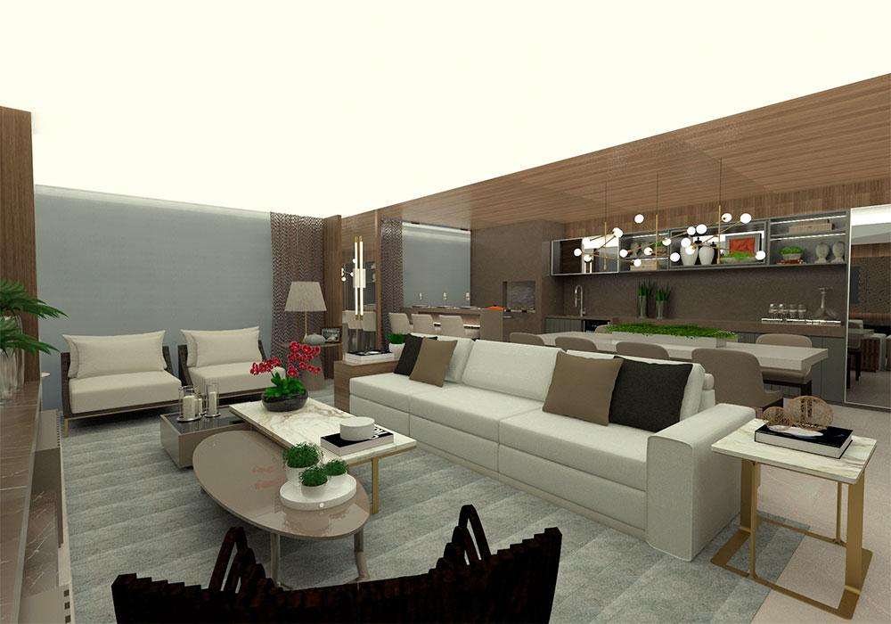 Interiores - 3D
