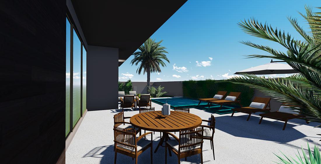 Arquitetura Residencial - Tingui ll Caroline Andrusko Arquitetos