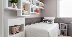 Apartamento Cabral l - Interiores Residencial