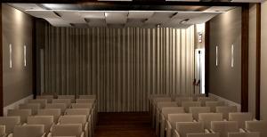 Auditório Unimed l - Interiores Comercial